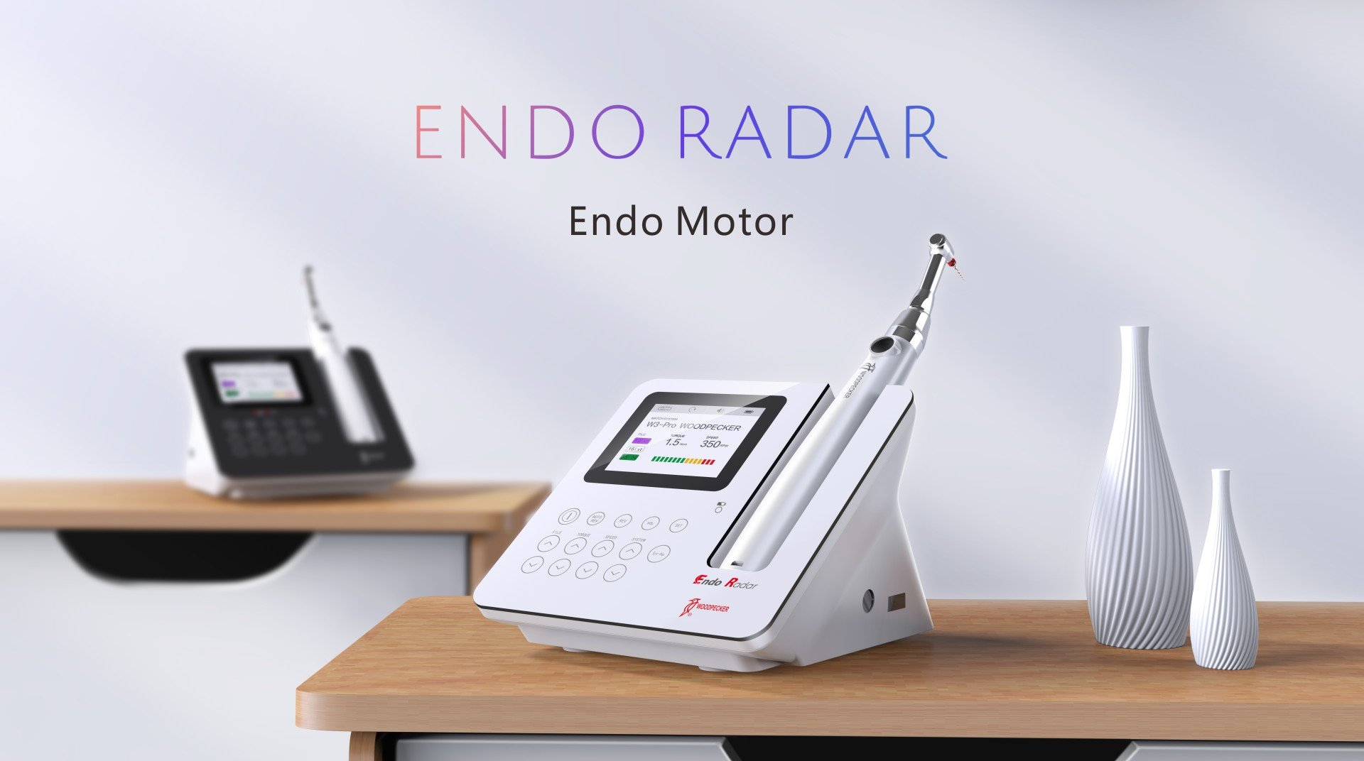 Máy điều trị nội nha Woodpecker Endo-Radar